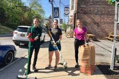 Main Street Cleanup 2021